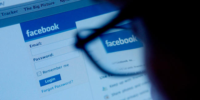 Fishing Facebook